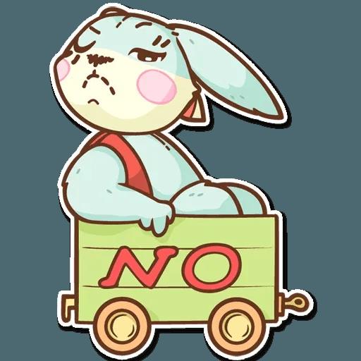 Bunny - Sticker 21