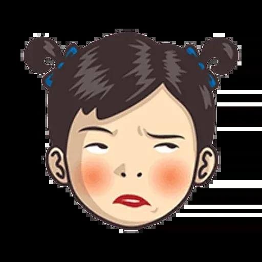 小學課本表情貼1 - Sticker 19