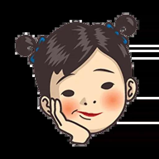 小學課本表情貼1 - Sticker 2