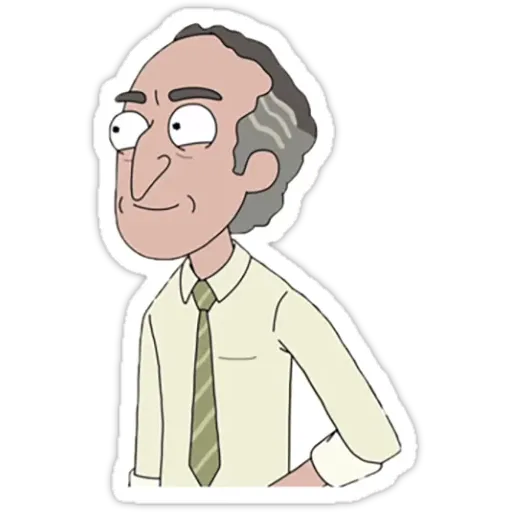 Rick & Morty III - Sticker 6