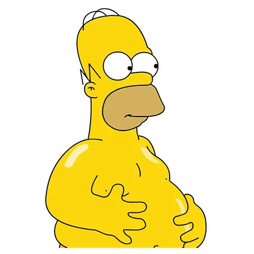 Homer Simpson - Sticker 14