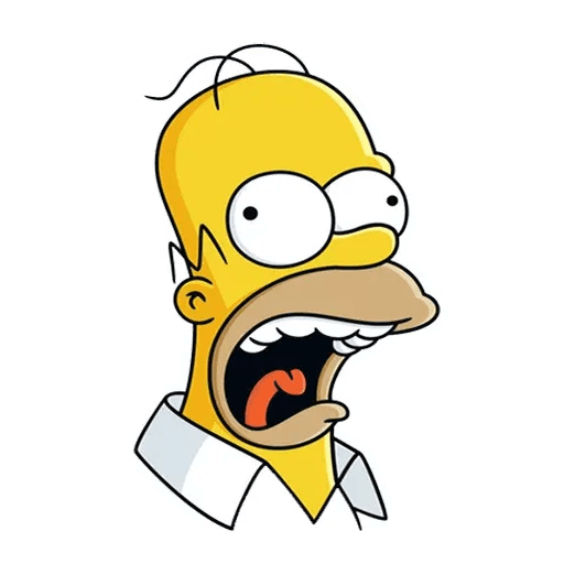 Homer Simpson - Sticker 19