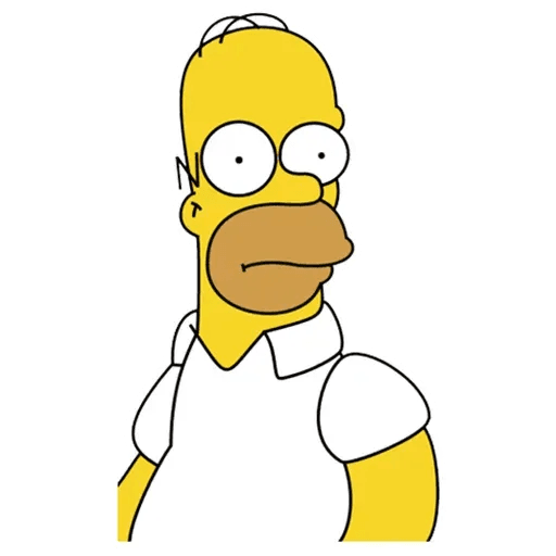 Homer Simpson - Sticker 10