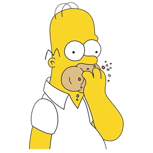Homer Simpson - Sticker 15