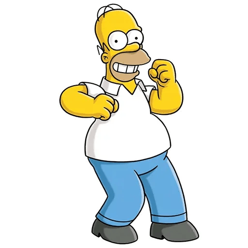 Homer Simpson - Sticker 23