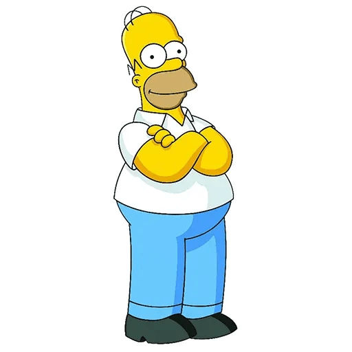 Homer Simpson - Sticker 24