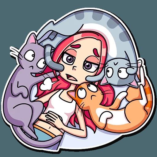 MiaCatlady - Sticker 13