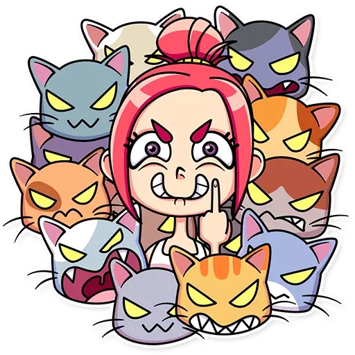 MiaCatlady - Sticker 12