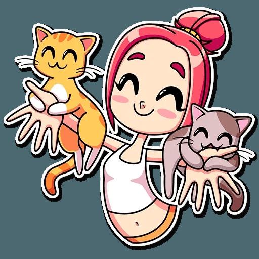 MiaCatlady - Sticker 29
