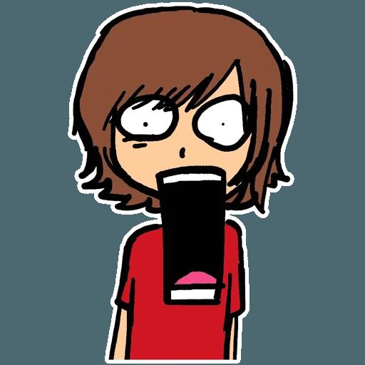 Cartoon - Sticker 3