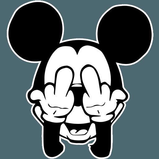 Cartoon - Sticker 24