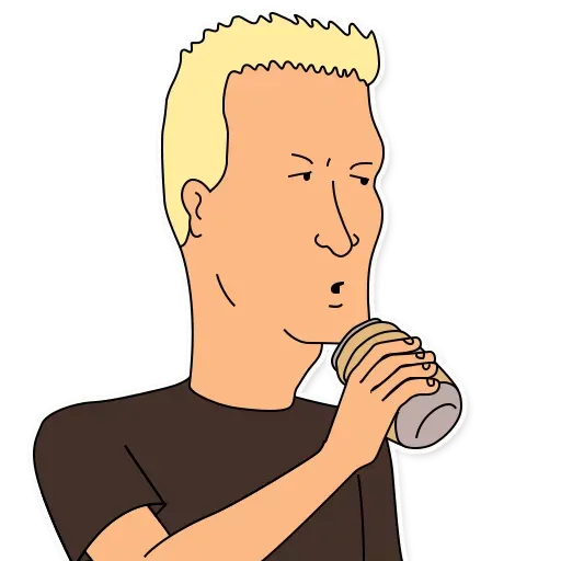King of the hill - Sticker 30