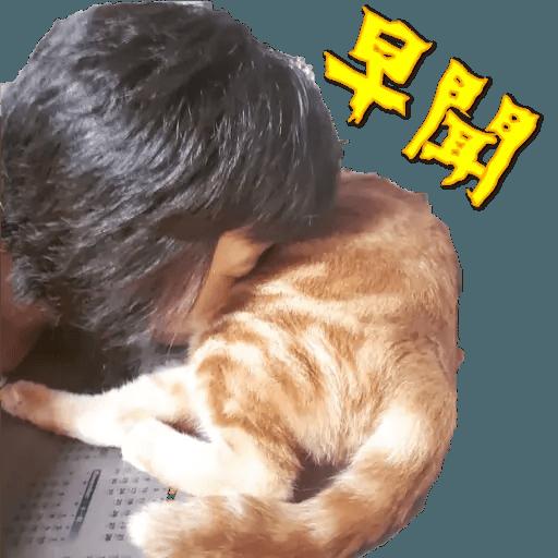 Tora and Kani 2 - Sticker 27