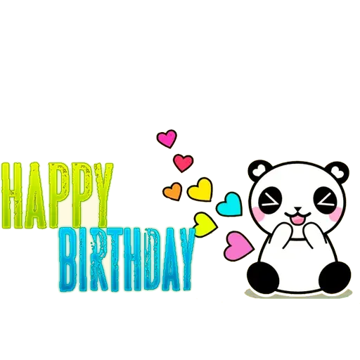 Happybday - Sticker 5