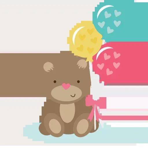 Happybday - Sticker 12