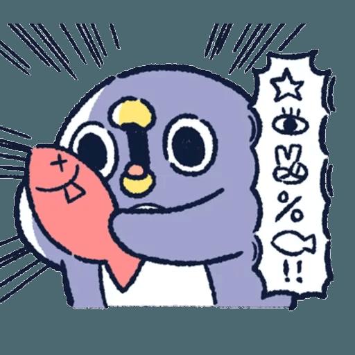 胖企鵝 3 - Sticker 5