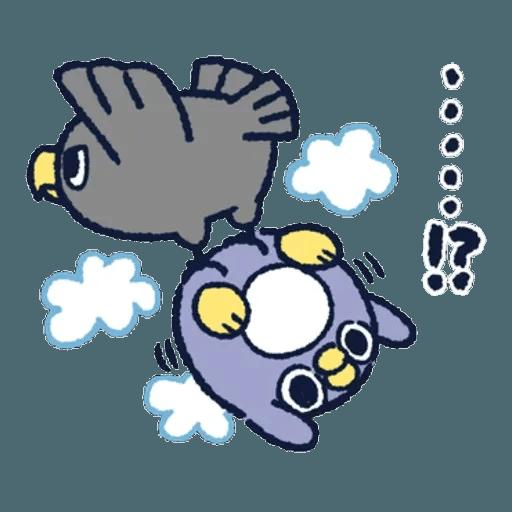 胖企鵝 3 - Sticker 7