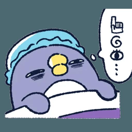 胖企鵝 3 - Sticker 2