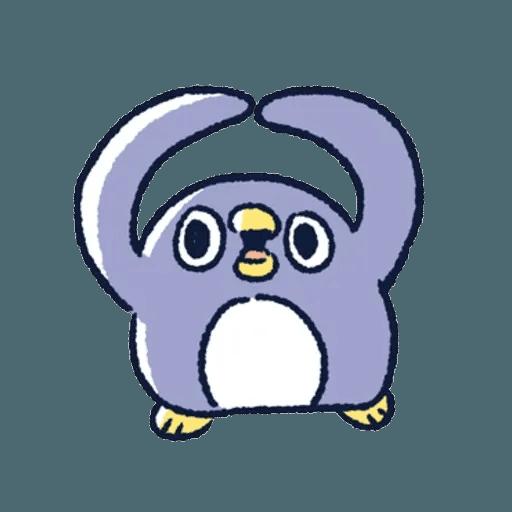 胖企鵝 3 - Sticker 17