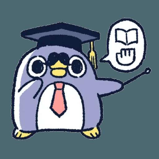 胖企鵝 3 - Sticker 4