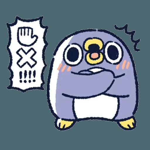 胖企鵝 3 - Sticker 6