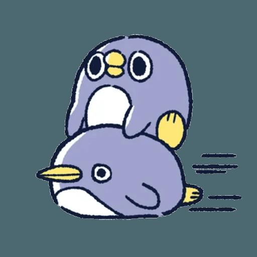 胖企鵝 3 - Sticker 15