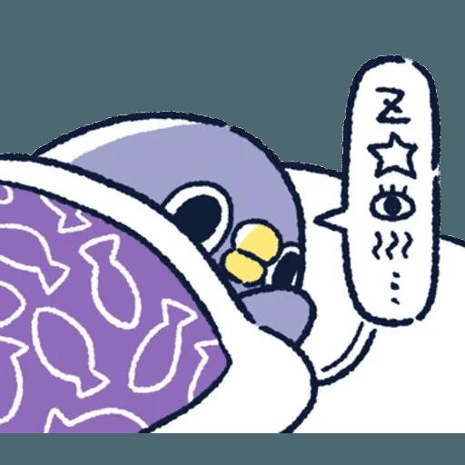 胖企鵝 3 - Sticker 1