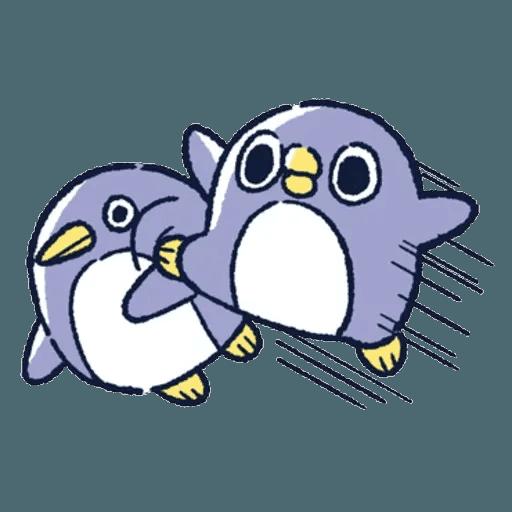 胖企鵝 3 - Sticker 11