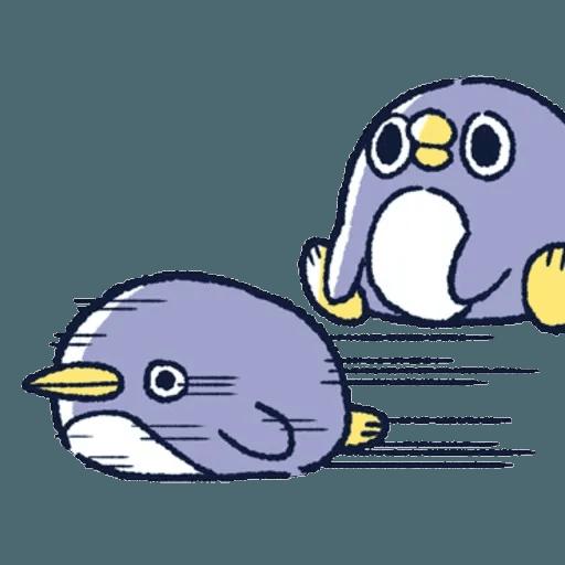 胖企鵝 3 - Sticker 16