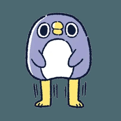 胖企鵝 3 - Sticker 20