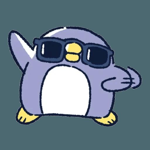 胖企鵝 3 - Sticker 19