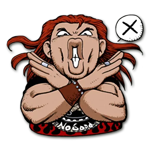 Headbangers - Sticker 26