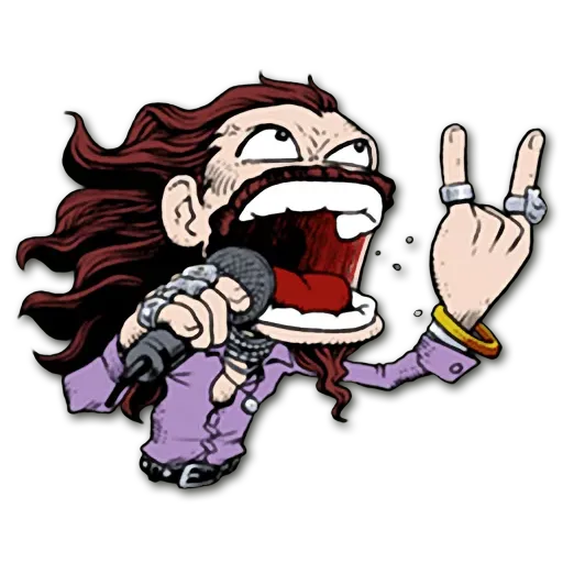 Headbangers - Sticker 29