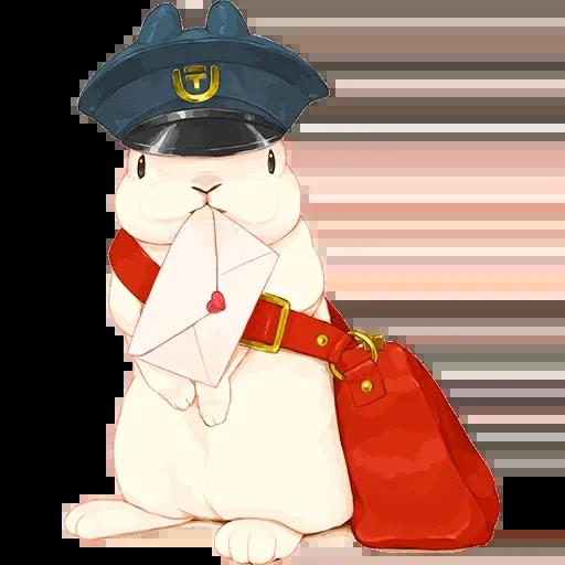 Rabbits - Sticker 21