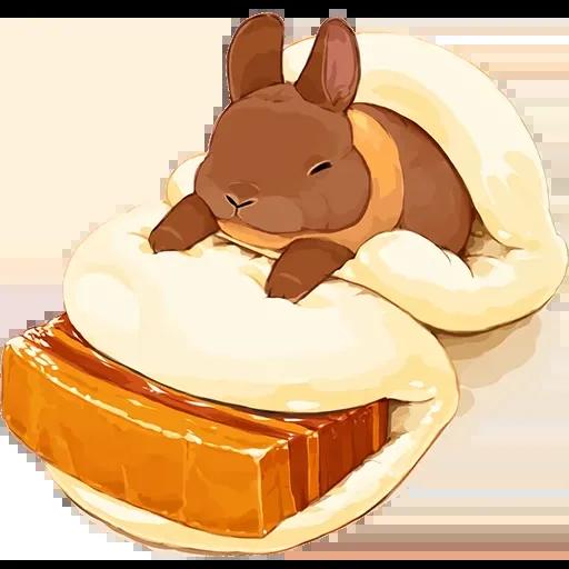 Rabbits - Sticker 11