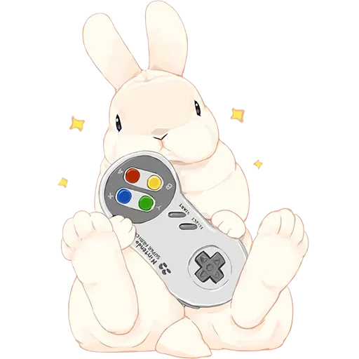 Rabbits - Sticker 1