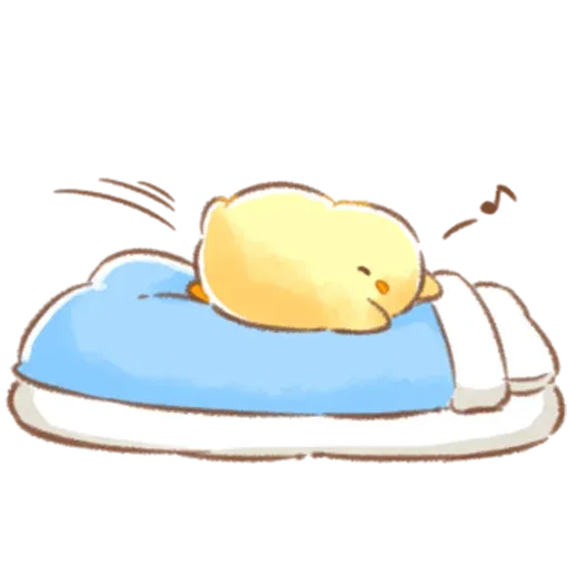 Soft and Cute Chick 3 - Sticker 29