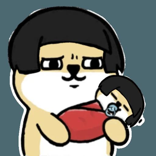 中國香港肥柴仔@LOVE - Sticker 3