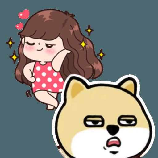 中國香港肥柴仔@LOVE - Sticker 20