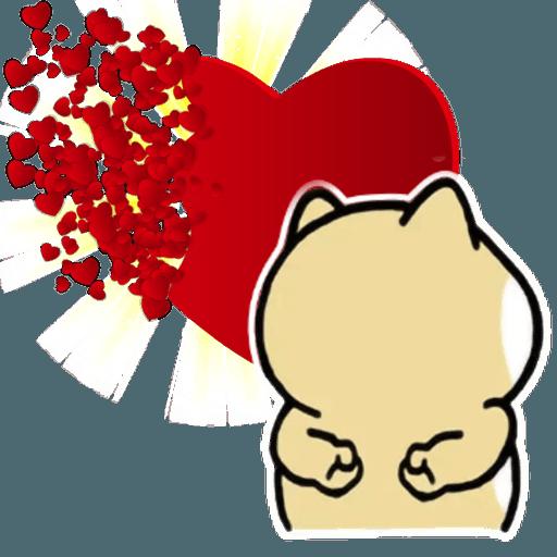 中國香港肥柴仔@LOVE - Sticker 4