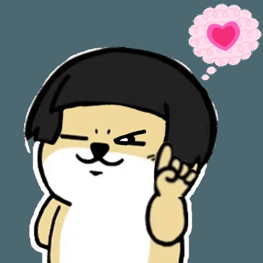 中國香港肥柴仔@LOVE - Sticker 2
