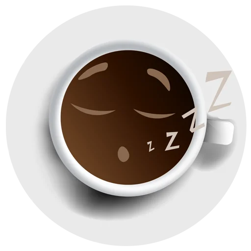 Coffee - Sticker 25