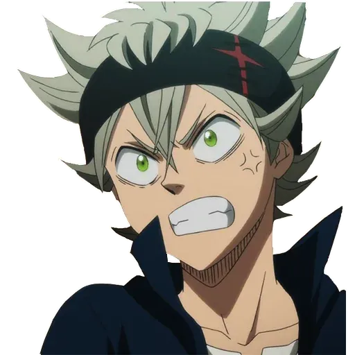 Black clover - Sticker 1