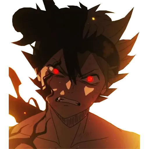 Black clover - Sticker 30