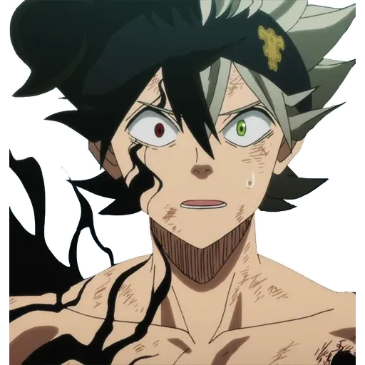 Black clover - Sticker 12