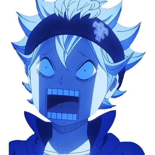 Black clover - Sticker 13