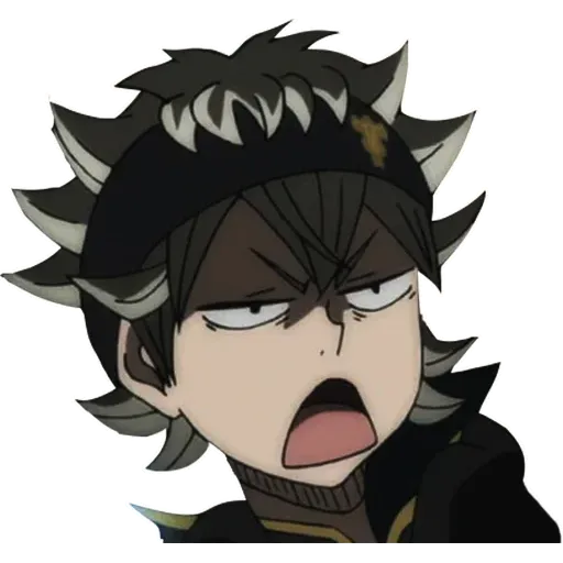 Black clover - Sticker 10