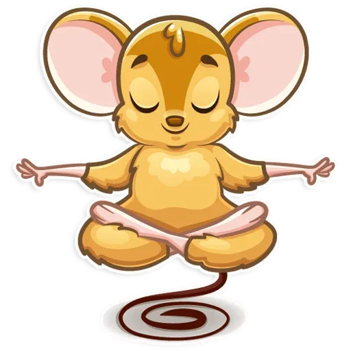 Arno the Mouse - Sticker 18