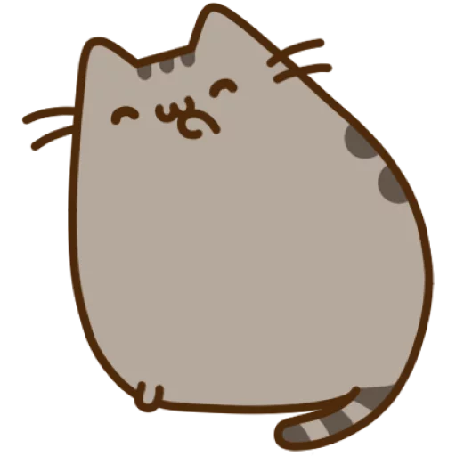 Pusheen 1 - Sticker 16