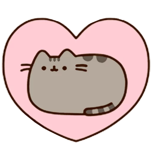 Pusheen 1 - Sticker 25